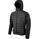 Viper Sneaker Jacket in black, softshell and quilted jacket