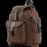Jack Pyke Canvas Day Pack Rucksack in Brown