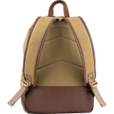 Jack Pyke Canvas Back Pack in Fawn colour