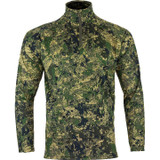 Jack Pyke Armour Top, mesh top made from quick-wick material in camouflage