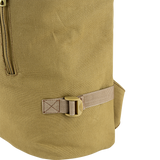 Jack Pyke Canvas Fold Top Pack in Fawn, Canvas Rucksack