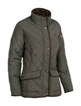 Percussion Ladies Edinburgh jacket, women's quilted jacket