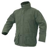 Jack Pyke Hunters Jacket in green, men's waterproof jacket