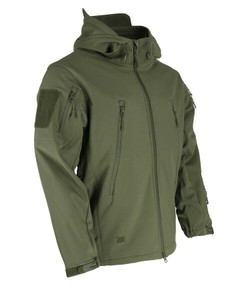 Details about  /Kombat UK Defender Tactical Fleece Green Warm Recon Army Hunting//Shooting