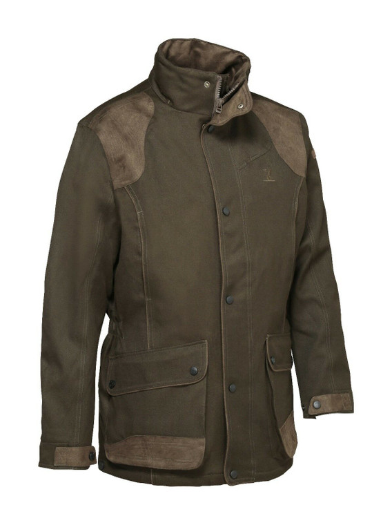Chilrdren's Percussion sologne jacket in green