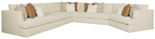 "Bernhardt 72"" Bernhardt Upholstery - Fabric Sydney Right Arm Chaise -1"
