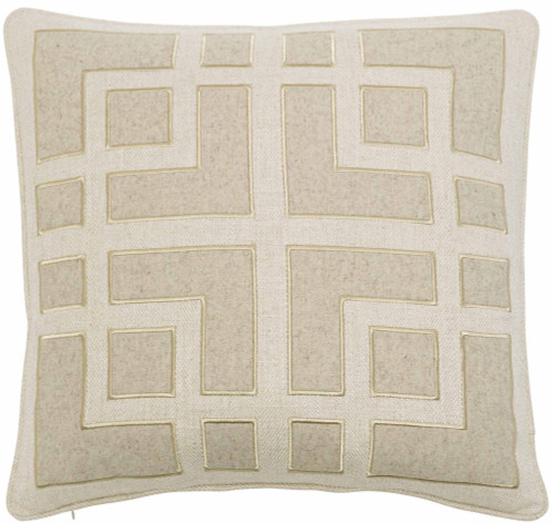 "Bernhardt 21"" Luxe Pillows Four Square-1"