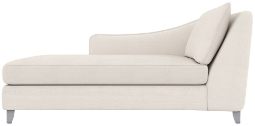 "Bernhardt 64"" Unknown Monterey Left Arm Chaise -1"