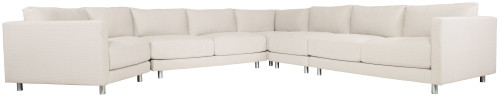 "Bernhardt 63"" Avanni Left Arm Cuddler -1"