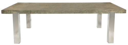 "Bernhardt 104"" Bernhardt Interiors Casegoods Gervaise Dining Table Base (ships as a pair) -1"