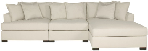 Bernhardt Interiors Upholstery Adriana Right Arm Chaise 1-1