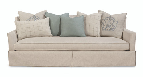 "89"" Cobblestone - Upholstered Sofa"