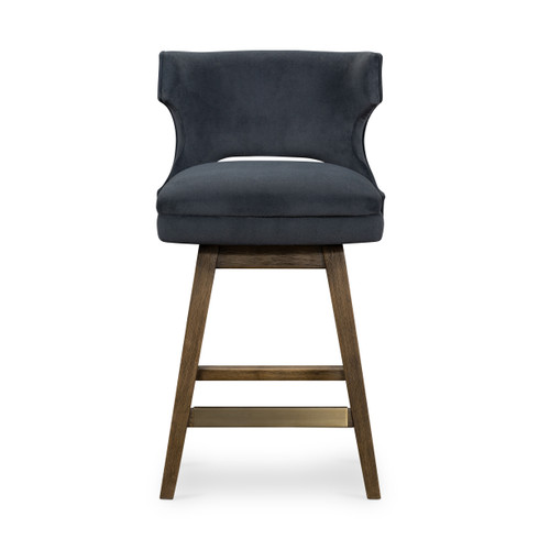 """36"""" Four Hands Task Bar and Counter Stool 1 - 1"""