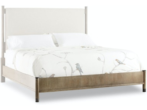 Affinity California King Upholstered Bed