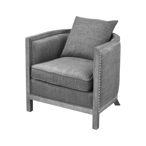 """28"""" ELK Home Cupertino Club Chair, Transitional - 1"""