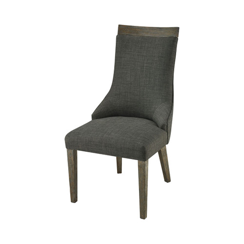 """40"""" ELK Home Five Boroughs Dining Chair, Transitional - 1"""