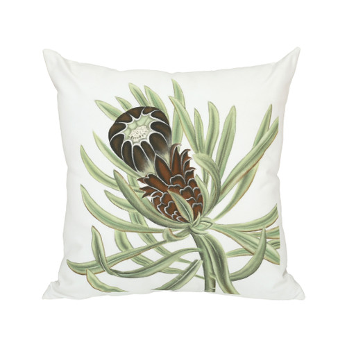 "20"" ELK Home Botanical III Pillow, Traditional - 1"