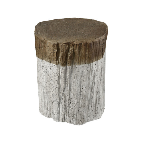 "16"" ELK Home Sutter's Fort Stool, Transitional - 1"