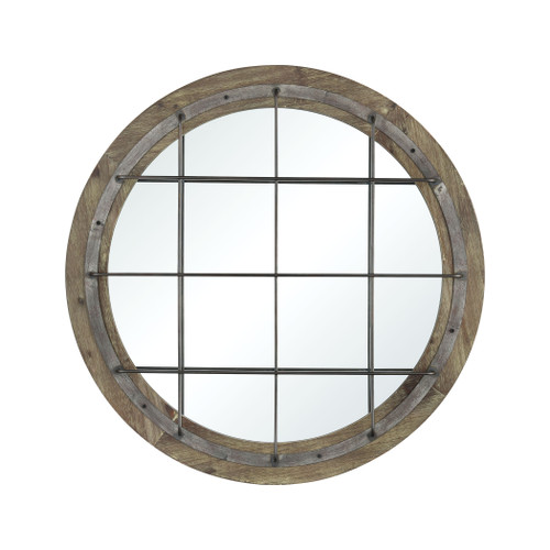 "32"" ELK Home Fort-de-France Wall Mirror, Transitional - 1"