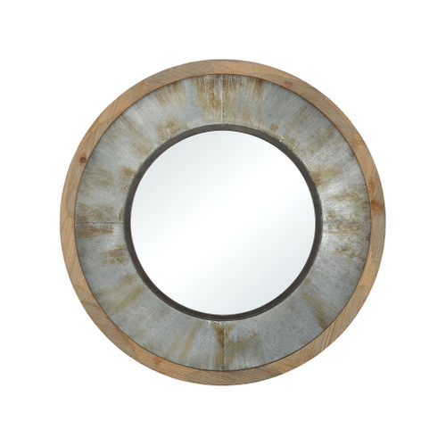 "31"" ELK Home Moonshine Wall Mirror, Transitional - 1"