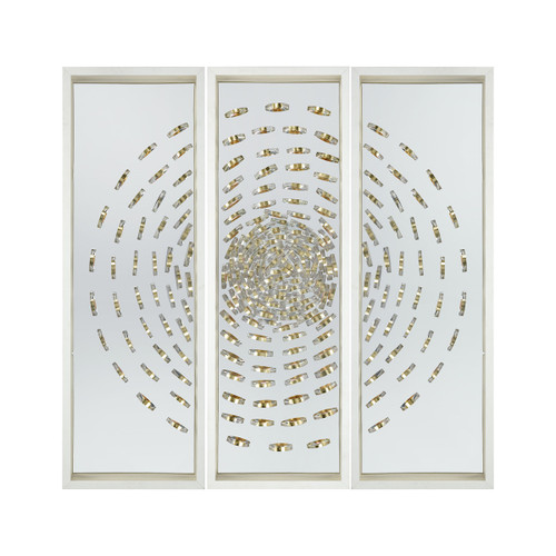 "47"" ELK Home Cache Wall Decor, Transitional - 1"