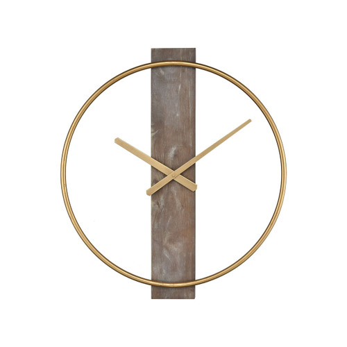 "23"" ELK Home Tournai Wall Clock, Transitional - 1"