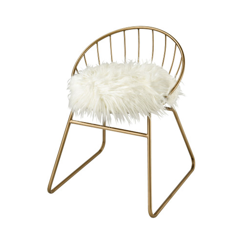 """27"""" ELK Home Nuzzle Chair, Modern / Contemporary - 1"""