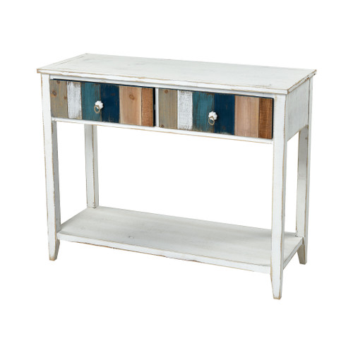 "40"" ELK Home Bar Harbor Console Table, Transitional - 1"