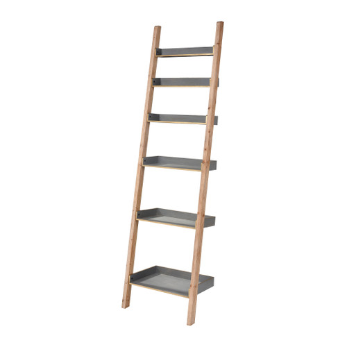 """76"""" ELK Home French Lick Inclined Shelf, Transitional - 1"""