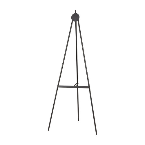 """70"""" ELK Home Stand Up Straight Easel in Oil Rubbed Bronze, Transitional - 1"""