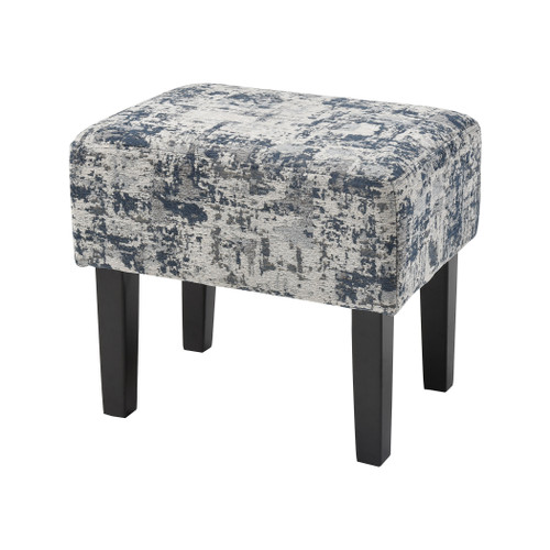 "18"" ELK Home Kitty Hawk Ottoman, Transitional - 1"