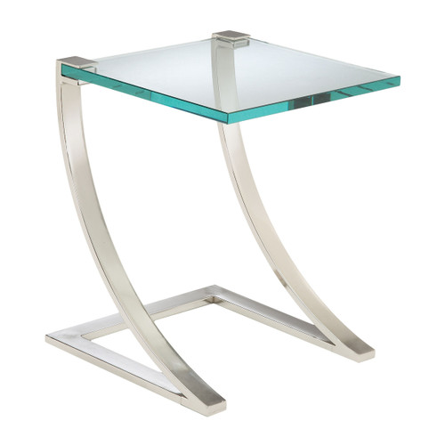 """20"""" ELK Home Uptown End Table, Modern / Contemporary - 1"""