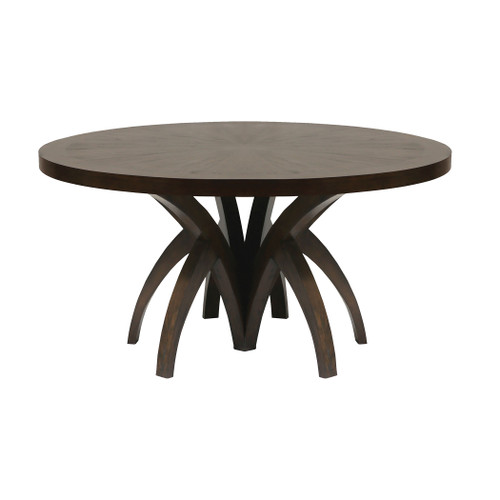 """60"""" ELK Home Fountain Dining Table, Transitional - 1"""