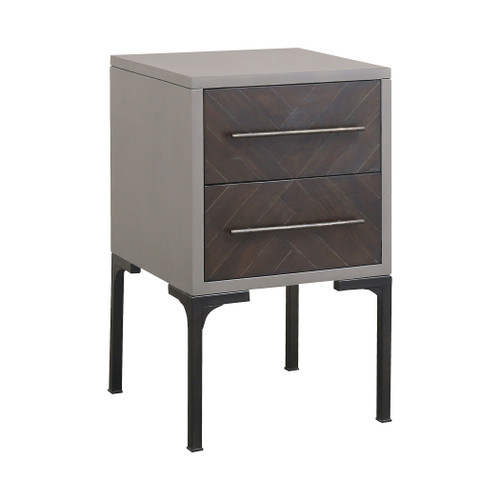 "30"" ELK Home Come Together 2-Drawer Chest, Transitional - 1"