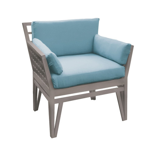 "32"" ELK Home Newport Outdoor Chair, Traditional - 1"