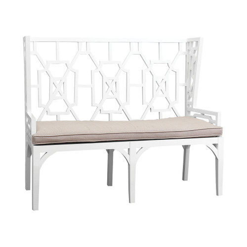 """58"""" ELK Home Lifestyle Love Seat, Traditional - 1"""