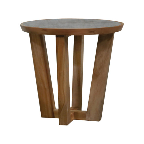 "18"" ELK Home Yards Accent Table, Transitional - 1"