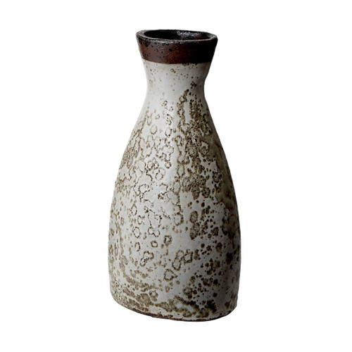"""16"""" ELK Home Rustic White Watering Jug - Small, Transitional - 1"""