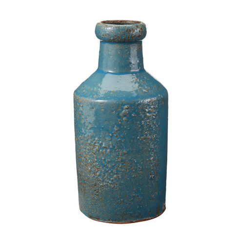 "8"" ELK Home Rustic Ocean Milk Bottle, Transitional - 1"