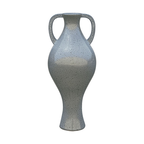 """30"""" ELK Home Mercy Vase in Boiling Stone Grey, Transitional - 1"""