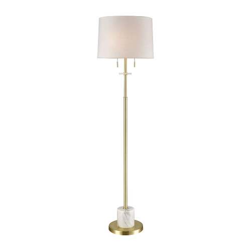 "61"" ELK Home Leadenhall 2-Light Floor Lamp, Modern / Contemporary - 1"