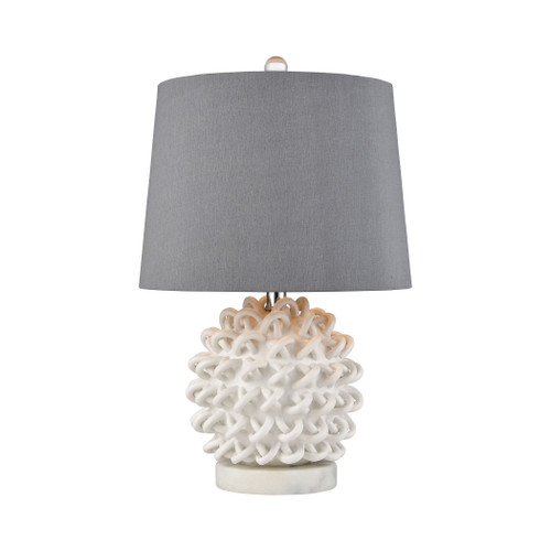 "21"" ELK Home Boucle Table Lamp, Modern / Contemporary - 1"