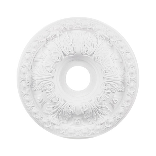 "18"" ELK Lighting Pennington Medallion in White, Traditional - 1"