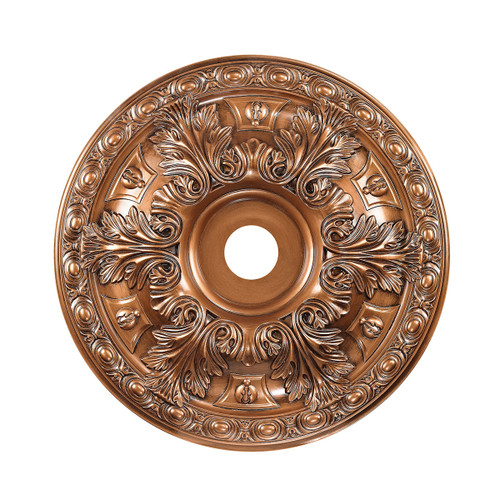 "28"" ELK Lighting Pennington Medallion in Antique Bronze, Traditional - 1"