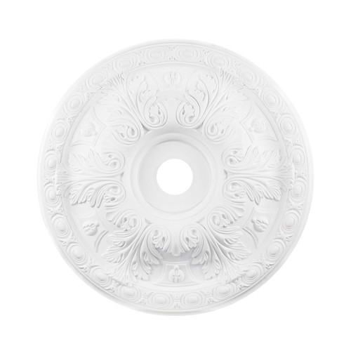 "28"" ELK Lighting Pennington Medallion in White, Traditional - 1"
