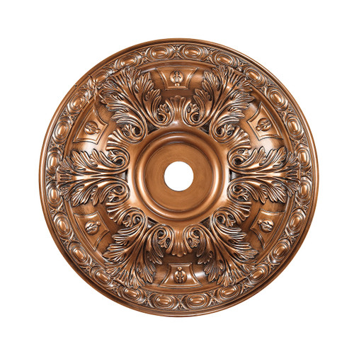 "36"" ELK Lighting Pennington Medallion in Antique Bronze, Traditional - 1"