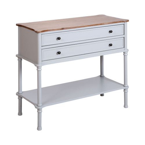 "30"" Stein World Hingham Console Desk, Transitional - 1"