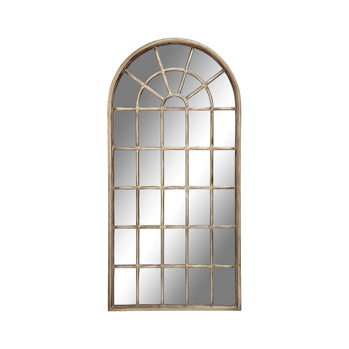"83"" Stein World Cathedral Floor Mirror, Traditional - 1"