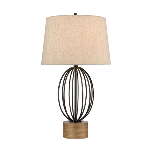 """30"""" Stein World Old Oak Table Lamp, Transitional - 1"""