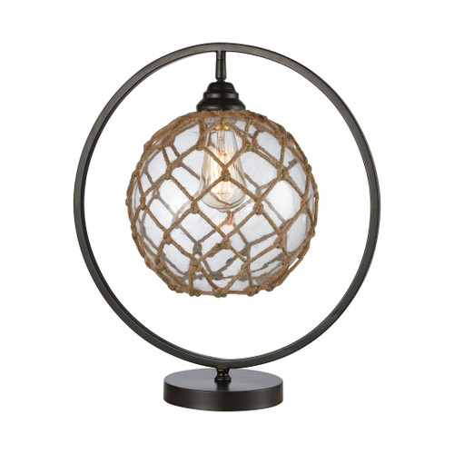 """19"""" Stein World Fisher Table Lamp, Transitional - 1"""